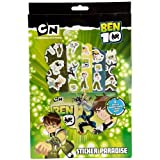 Ben 10 Stickers Paradise Set