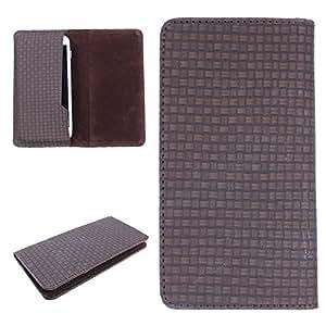 DooDa PU Leather Case Cover For Sony Xperia E / E Dual