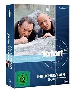 Tatort: Ehrlicher/Kain-Box [4 DVDs]