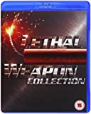 Lethal Weapon Collection 1-4 [Reino Unido] [Blu-ray]