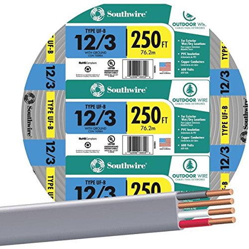 Southwire 13058355 Underground Feeder Cable