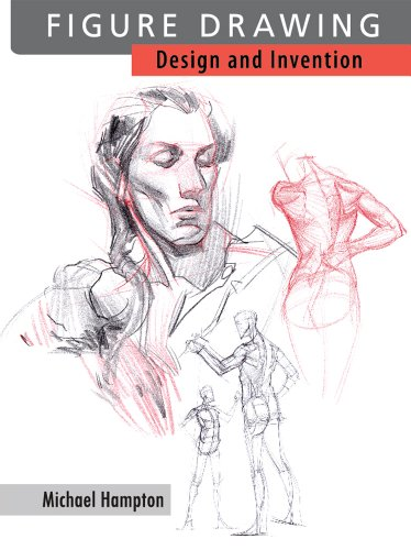 Figure Drawing: Design and Invention, by Michael Hampton