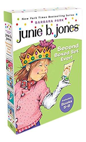 Junie B. Jones Second Boxed Set Ever!: 5-8