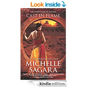 Cast in Flame (The Chronicles of Elantra - Book 11)