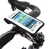 [正規品] 【BM WORKS】 SLIM3 (白, M) 《自転車用 スマートフォン ホルダー》 iPhone 5・4S・4・3GS, Galaxy S3・S2・S マルチケース