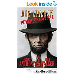 abe lincoln book cover