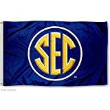 SEC Logo Flag Large 3x5