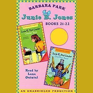 Junie B. Jones Collection Audiobook