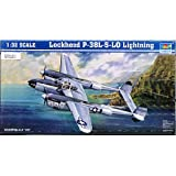 Trumpeter 02227 1/32 Lockheed P38L Lightning