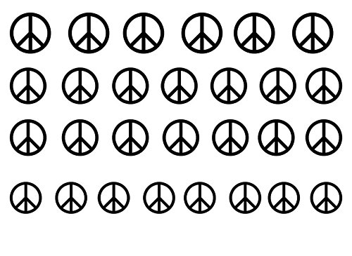 Haute Qualite Nail Art pour chaque occasion! Peace