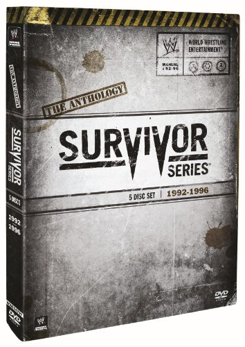 WWE: Survivor Series Anthology, Vol. 2 - 1992-1996 (Wwe Box Set compare prices)