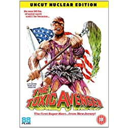 The Toxic Avenger (DVD) [Non USA PAL Format]