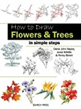 img - for How to Draw Flowers & Trees in Simple Steps book / textbook / text book