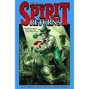 Will Eisner's the Spirit: Who Killed the Spirit?