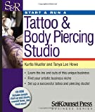 Tanya Howe Start & Run a Tattoo & Body Piercing Business