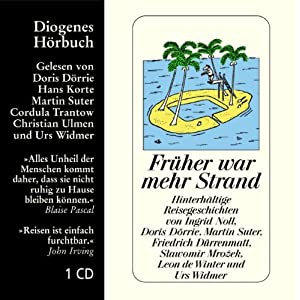 eBook Cover für  Fr xFC her war mehr Strand Hinterh xE4 ltige Reisegeschichten