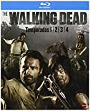 The walking dead (PACK 1ª a 4ª temp) [Blu-ray] España