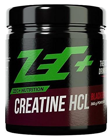 ZEC+ NUTRITION Creatin Blackberry Shake CREATIN HCL 360g