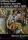 La theorie des arts en italie, 1450-1600
