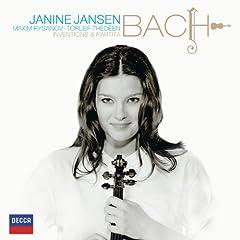 J.S. Bach: Partita for Violin Solo No.2 in D minor, BWV 1004 - 5. Ciaccona