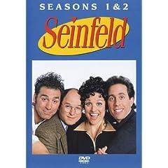 Seinfeld - Season 1 & 2 (4 DVDs)