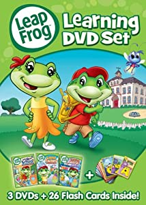 LeapFrog: Learning DVD Set from Lions Gate
