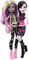 Monster High Welcome to Monster High Monstrous Rivals 2-Pk Dolls