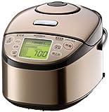 MITSUBISHI 炭炊き圧力IHジャー炊飯器 NJ-TX10-N (プレシャスゴールド) 5.5合炊き