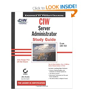 CIW server administrator: study guide Alan Grayson, James Stanger