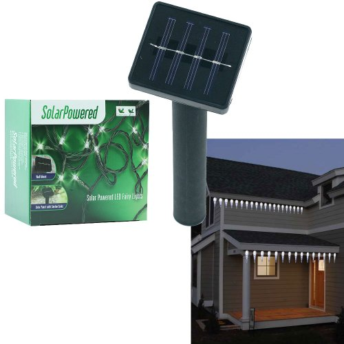 Trademark Home 72-035A Set of 35 LED Solar Powered