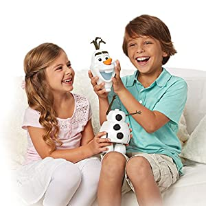 Frozen Olaf-A-Lot Figure