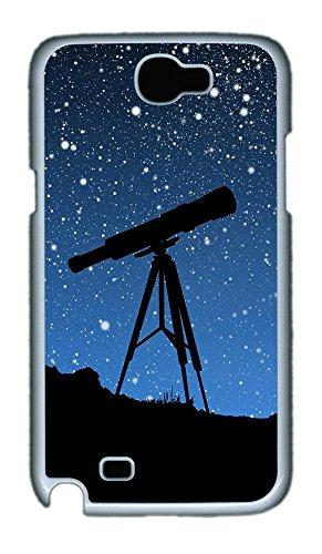 Samsung Note 2 Case Sky Telescope Pc Custom Samsung Note 2 Case Cover White