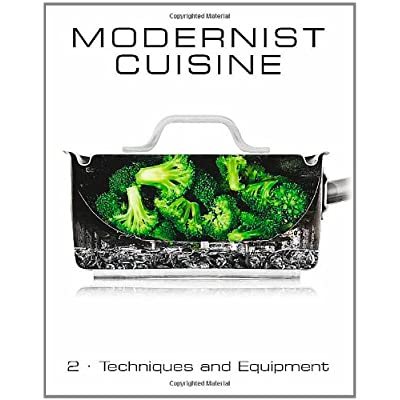 Modernist Cuisine 2 Techniques and Equipment