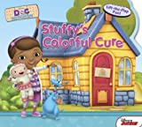 Disney Book Group Doc McStuffins Stuffy's Colorful Cure (Sneak-A-Peek)