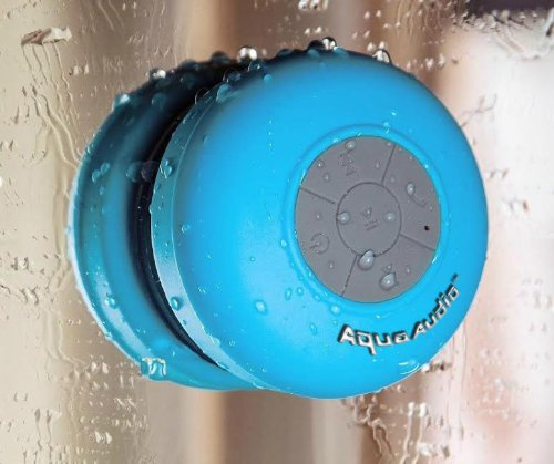 AquaAudio Mini Ultra Portable Waterproof Bluetooth