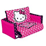 Hello Kitty Tween Flip Out Sofa