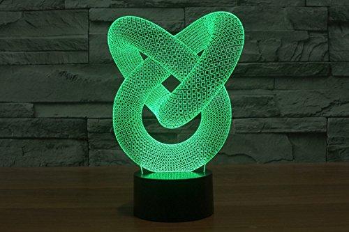OBQ-LED-3D-Lampe-Kinder-Schreibtisch-Raum-Kunst-Skulptur-leuchtet-und-produziert-einzigartige-Lichteffekte-und-3D-Visualisierung-erstaunliche-optische-Tuschung