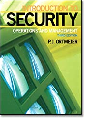 Introduction to Security P J Ortmeier