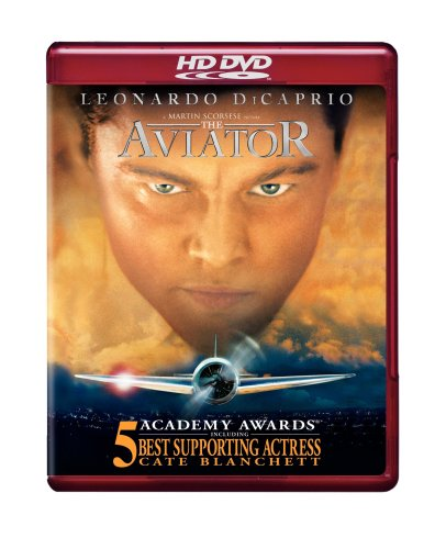 Cover art for  The Aviator [HD DVD]