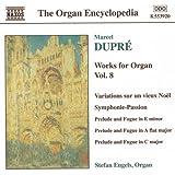 ?uvres pour orgue (Volume 8)