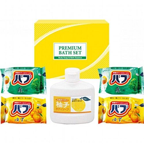 プレミアムバスセット 入浴剤