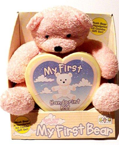 My First Bear and Handprint Kit