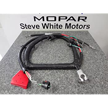 1999 grand cherokee wiring harness *@ 1999-2000 jeep grand cherokee battery cable wiring ... #13