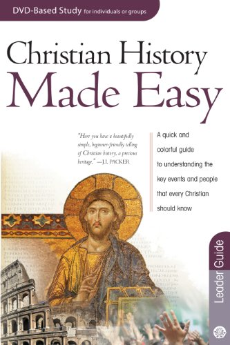 Christian History Made Easy Leader Guide (Bible History Made Easy compare prices)