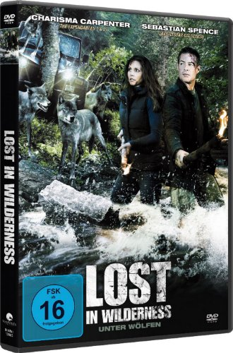 Lost in Wilderness - Unter Wölfen (DVD)