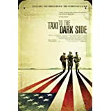 Taxi To The Dark Side pelicula metal poster cartel hojalata signo 20x30cm