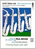 img - for Music Minus One Alto Saxophone: Beginning Contest Solos book / textbook / text book