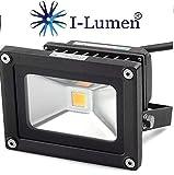 K�che & Haushalt - I-Lumen� LED- Au�enstrahler Fluter mit 10W LED IP65 230V Baustrahler Flutlicht -10 Watt Energieeffizienzklasse A++-A