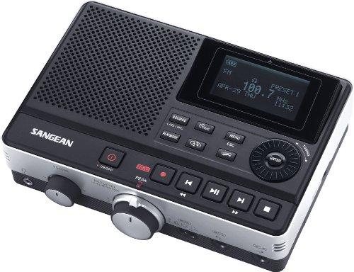 Sangean DAR-101 recorder