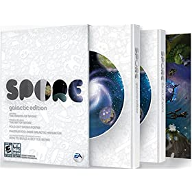 Spore Galactic Edition
